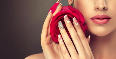 Diseño de uñas acrilicas