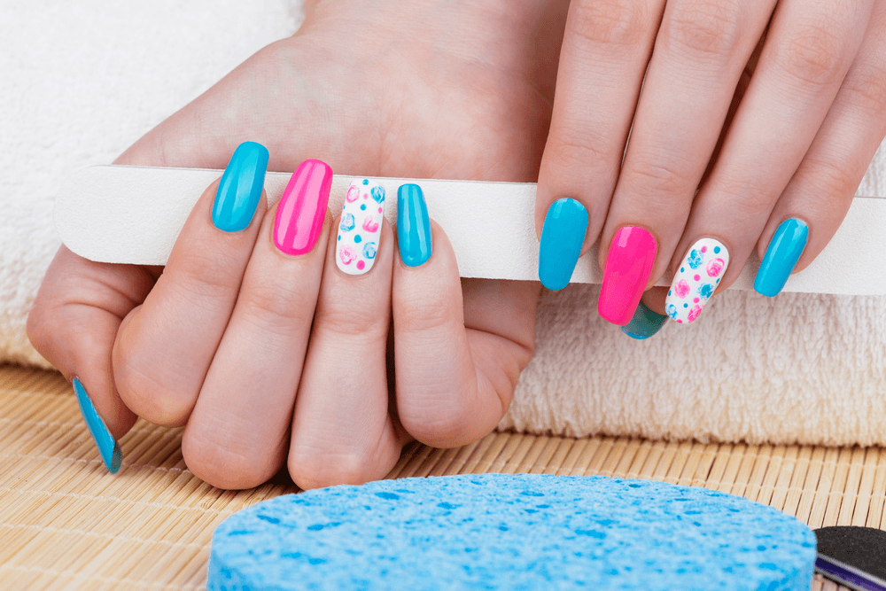 Endurecedor de uñas casero