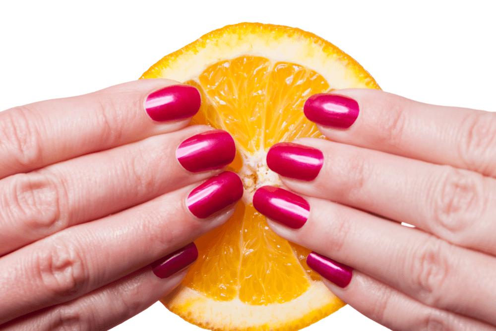 endurecedor de uñas con limon