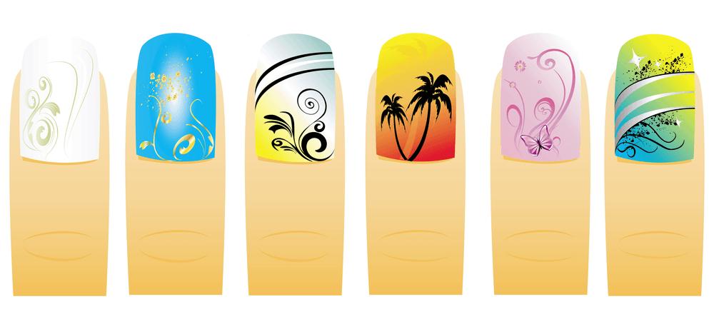 Colores uñas verano