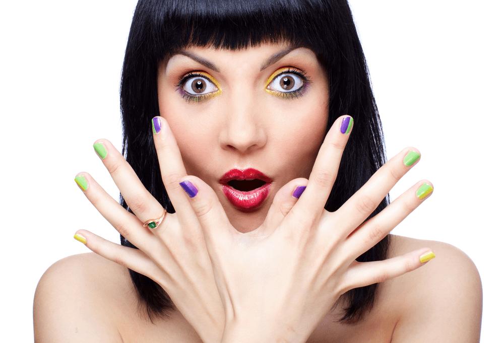 Tendencias de uñas de verano 2019